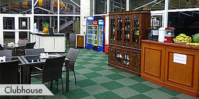 A Cafe at KC Filipinas Golf Club