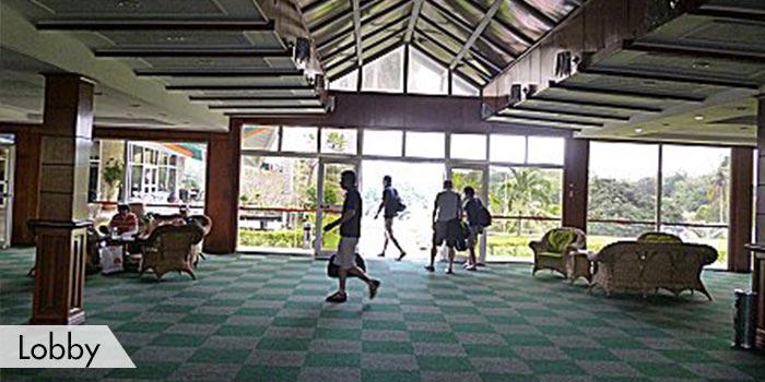 KC Filipinas Golf Club Lobby