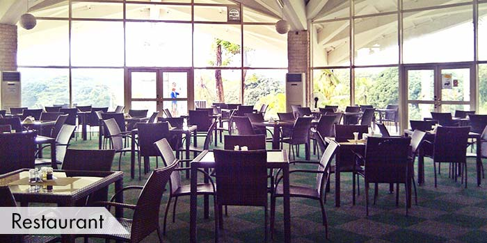 KC Filipinas Golf Club Restaurant