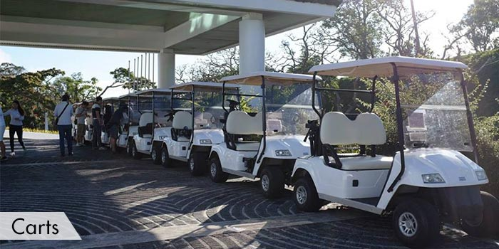 Carts of KC Hillcrest Hotel & Golf Club