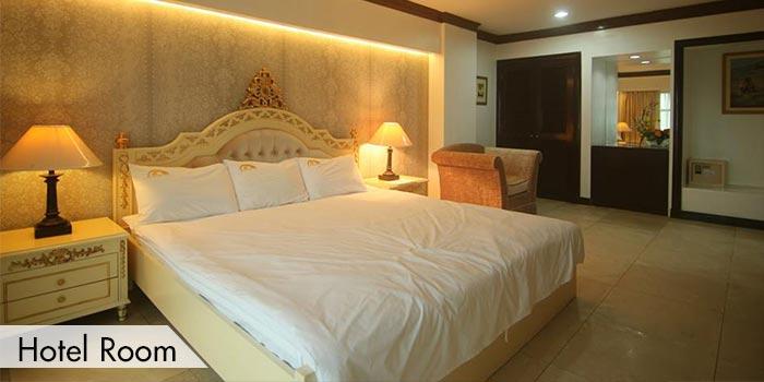 Hotel Room at KC Hillcrest Hotel & Golf Club