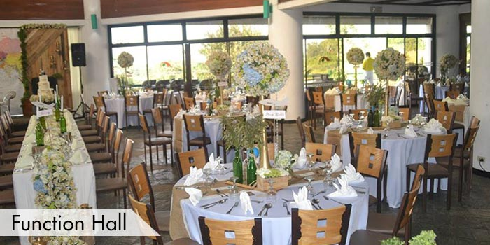 KC Hillcrest Hotel & Golf Club Function Hall
