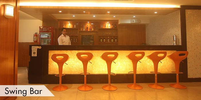 KC Hillcrest Hotel & Golf Club Swing Bar