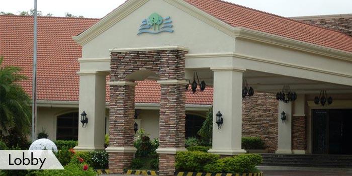 Lakewood Golf & Country Club Lobby