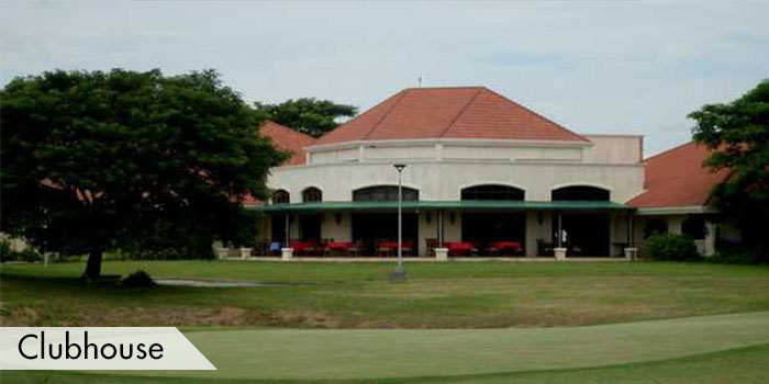 The Clubhouse of Lakewood Golf & Country Club