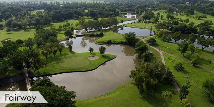 Luisita Golf & Country Club Fairway