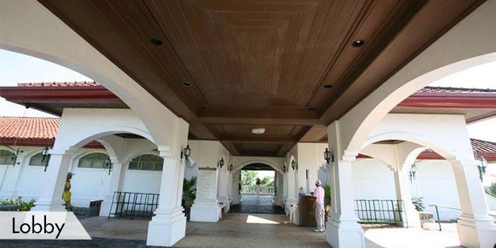 Luisita Golf & Country Club Lobby