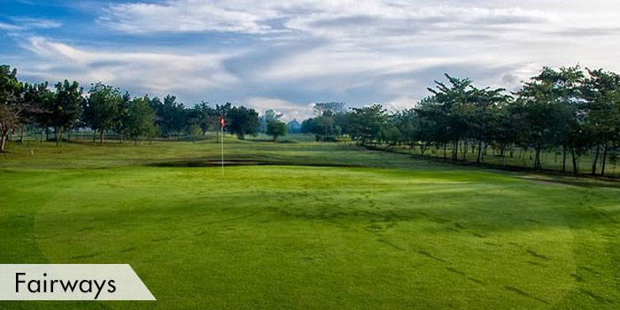 Mactan Island Golf Club Fairways