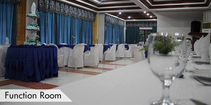 Mactan Island Golf Club Function room