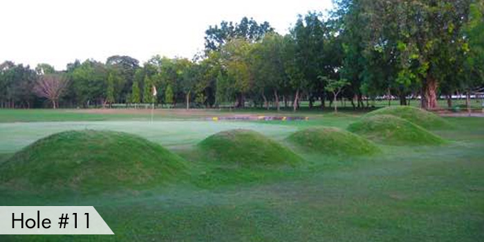 Mactan Island Golf Club Hole 11