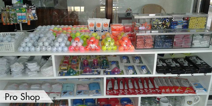 Mactan Island Golf Club Pro Shop