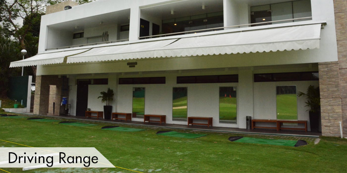 Manila Golf & Country Club Driving Range