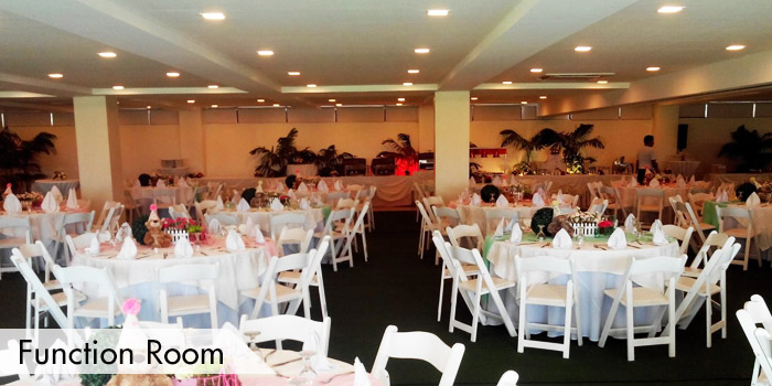 Manila Golf & Country Club Function Room