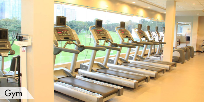 Manila Golf & Country Club Gym