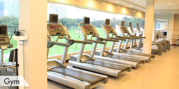 Manila Golf & Country Club Gym