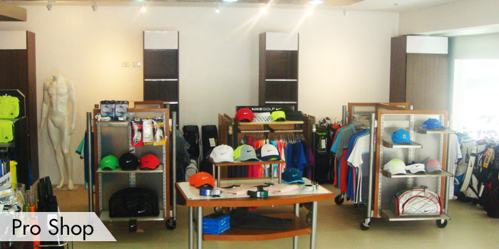 Manila Golf & Country Club Pro Shop
