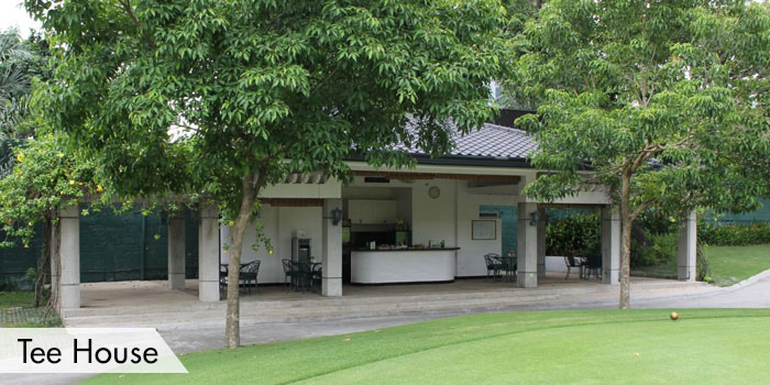 Manila Golf & Country Club Tee House