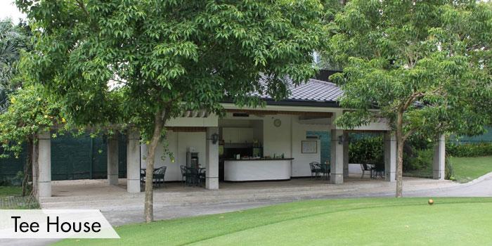 Manila Golf & Country Club Tee House