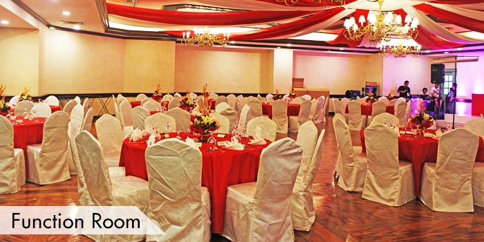 Manila Southwoods Golf & Country Club Function Room