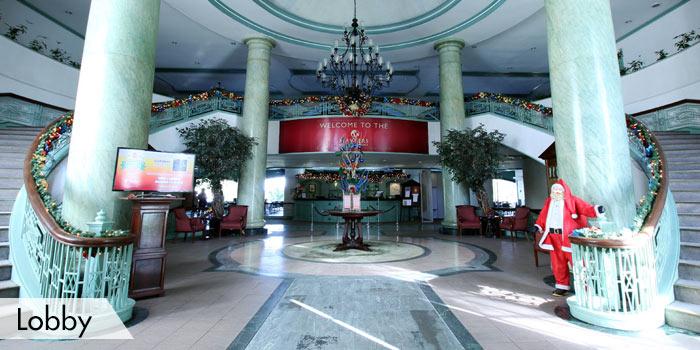 Manila Southwoods Golf & Country Club Lobby