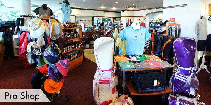 Manila Southwoods Golf & Country Club Pro Shop