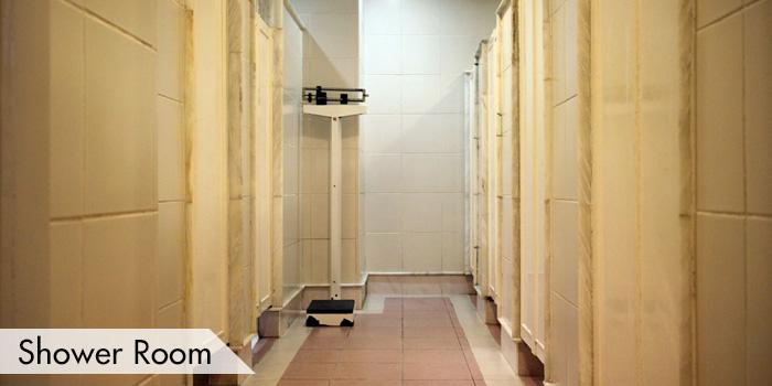 Manila Southwoods Golf & Country Club Shower Room