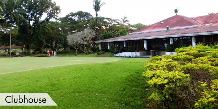 Mimosa Golf & Country Club Clubhouse