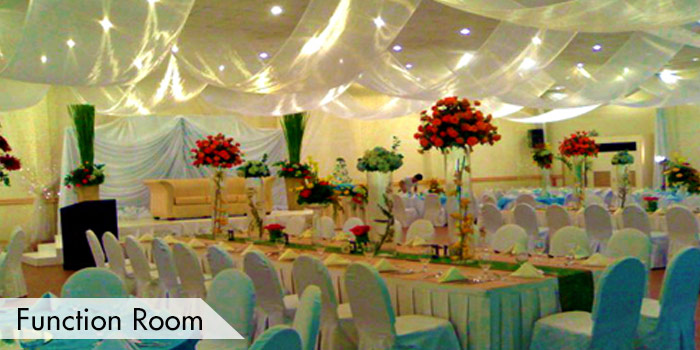 Mimosa Golf & Country Club Function Room