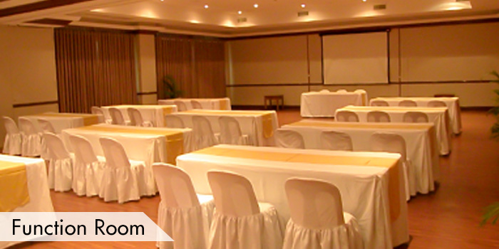 Montemar Beach Club Function Room