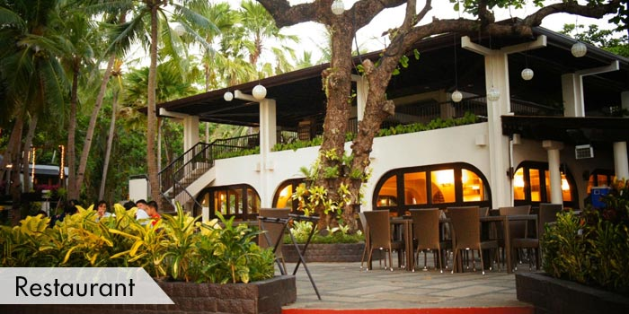 Montemar Beach Club Restaurant
