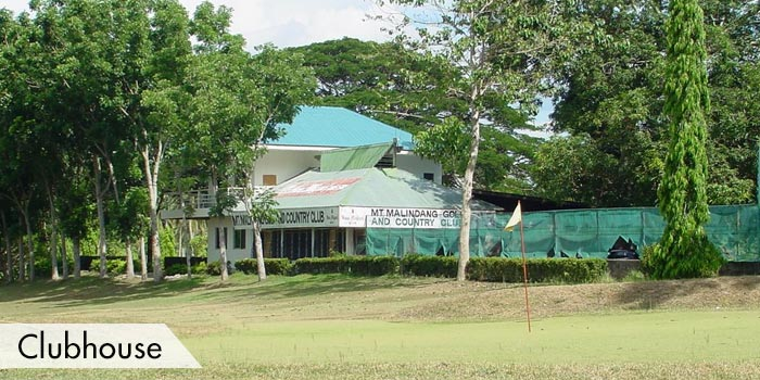 Mount Malindang Golf & Country Club Clubhouse