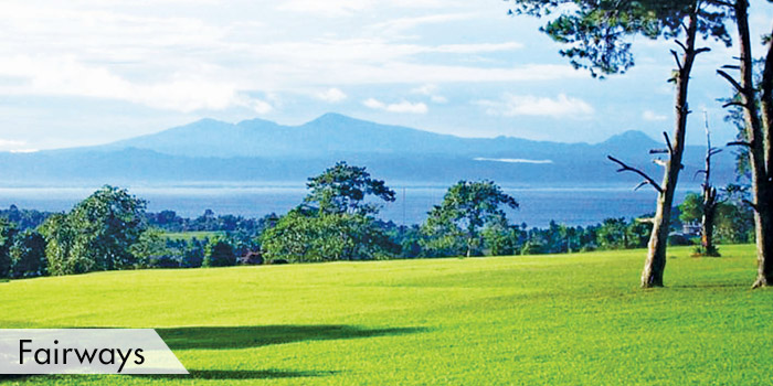 MSU Kalilang Golf & Country Club Fairways