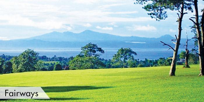MSU Kalilang Golf & Country Club Fairways