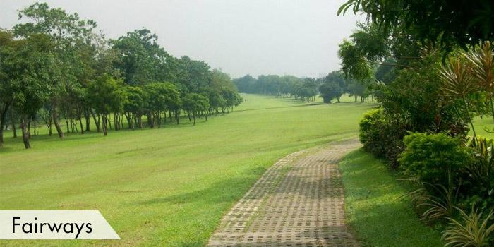 Navy Golf Club Fairways