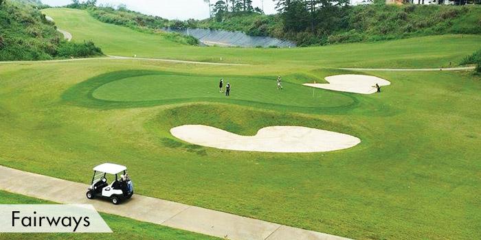 Pinewoods Golf & Country Club Fairways