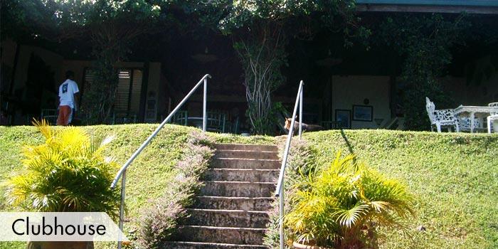 Ponderosa Golf Club Clubhouse