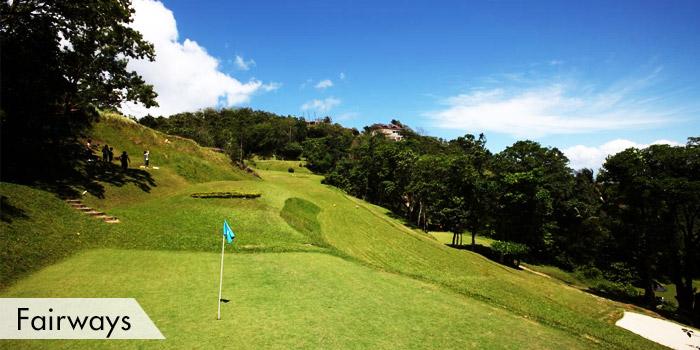 Ponderosa Golf Club Fairways