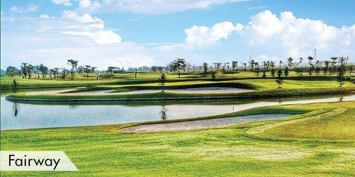Pradera Golf and Country Club Fairway