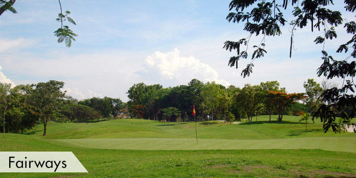 Pueblo de Oro Golf & Country Club Fairways