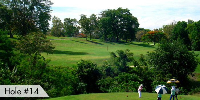 Pueblo de Oro Golf & Country Club Hole 14