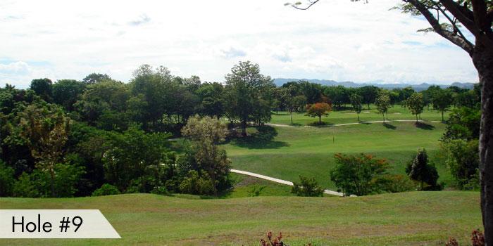 Pueblo de Oro Golf & Country Club Hole 9