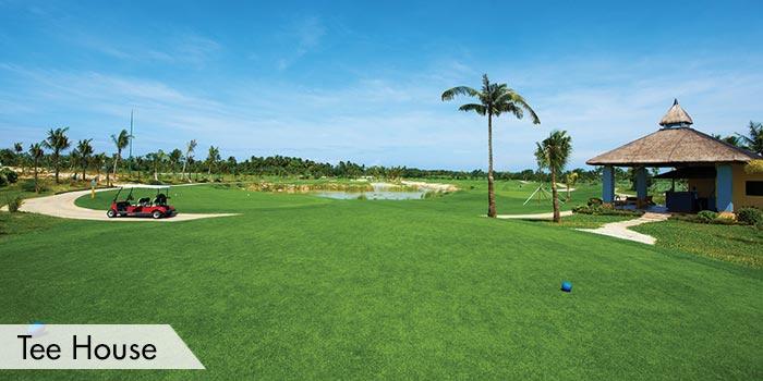 Queens Island Golf & Resort Tee House
