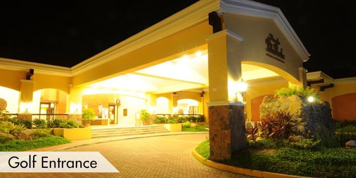 Rancho Palos Verdes Golf & Residential Estates Golf Entrance
