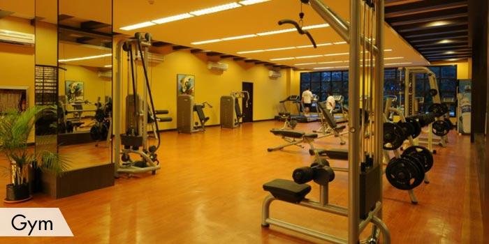 Rancho Palos Verdes Golf & Residential Estates Gym