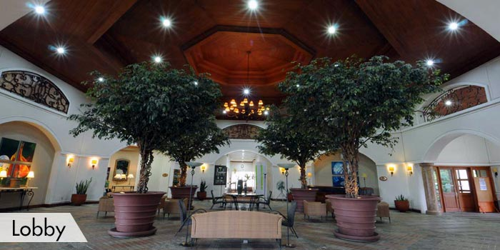 Rancho Palos Verdes Golf & Residential Estates Lobby