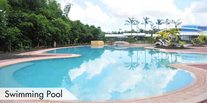 Rancho Palos Verdes Golf & Residential Estates Swimming Pool