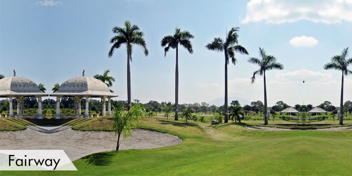 Royal Garden Golf & Country Club Fairway