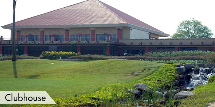 Royal Northwoods Golf & Country Club Clubhouse