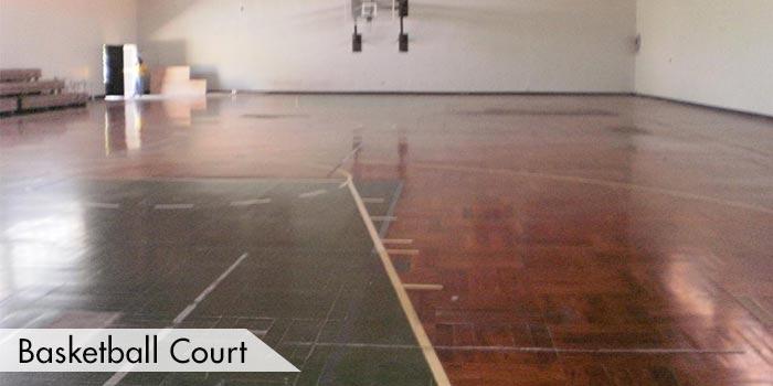 Royale Tagaytay Country Club Basketball Court