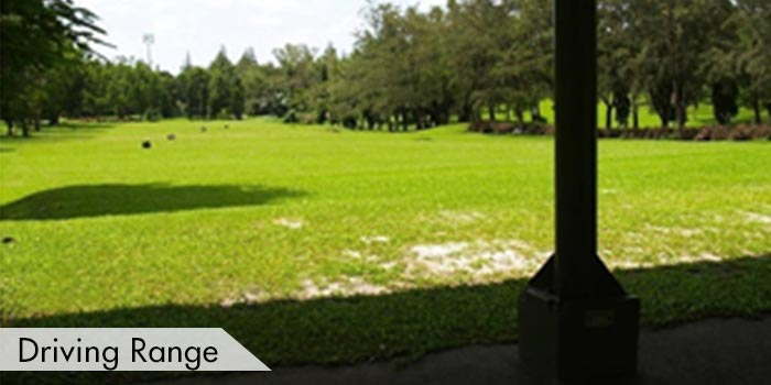 Royale Tagaytay Country Club Driving Range